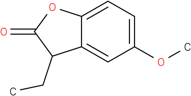 2(3H)-BENZOFURANONE,3-ETHYL-5-METHOXY