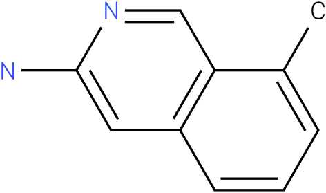 8-methylisoquinolin-3-amine