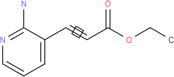 ethyl 3-(2-aminopyridin-3-yl)acrylate