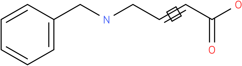 4-(benzylamino)but-2-enoic acid