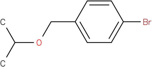1-bromo-4-(isopropoxymethyl)benzene