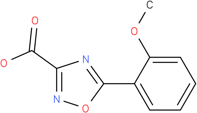 5-(2-METHOXYPHENYL)-1,2,4-OXADIAZOLE-3-CARBOXYLIC ACID