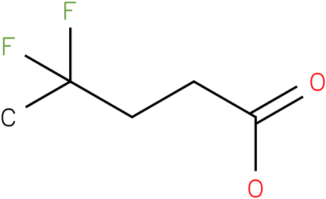 4,4-difluoropentanoic acid