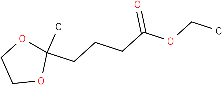4-(2-METHYL-[1,3]DIOXOLAN-2-YL)BUTYRIC ACID ETHYL ESTER