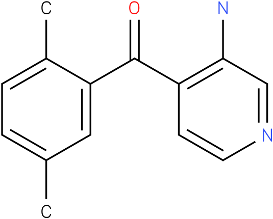 (3-Amino-pyridin-4-yl)-(2,5-dimethyl-phenyl)-methanone