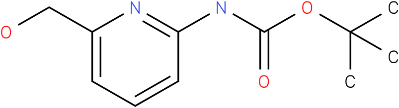 TERT-BUTYL [6-(HYDROXYMETHYL)PYRIDIN-2-YL]CARBAMATE