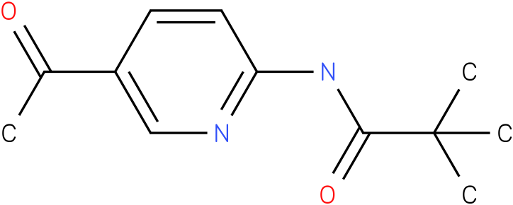 N-(5-acetylpyridin-2-yl)pivalamide