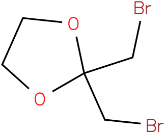 2,2-bis(bromomethyl)-1,3-dioxolane