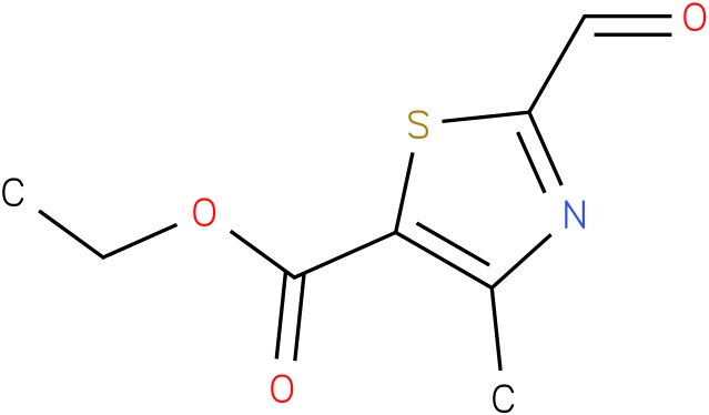 ethyl 2-formyl-4-methylthiazole-5-carboxylate