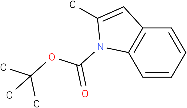 tert-butyl 2-methyl-1H-indole-1-carboxylate