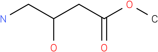 methyl 4-amino-3-hydroxybutanoate