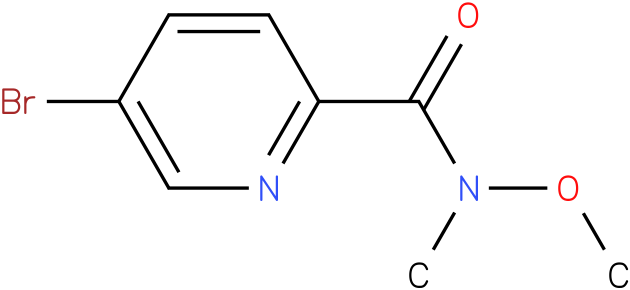 5-bromo-N-methoxy-N-methylpicolinamide