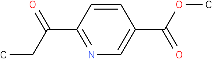 methyl 6-propionylnicotinate