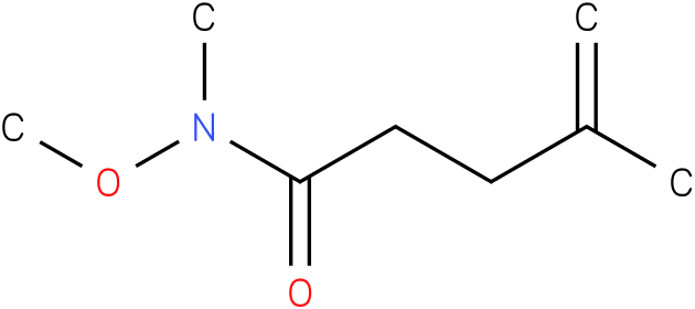 N-methoxy-N,4-dimethylpent-4-enamide