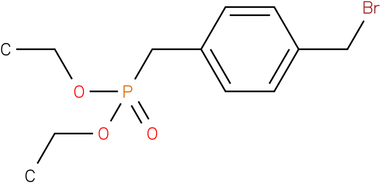 (4-BROMOMETHYLPHENYL)METHYLPHOSPHONIC ACID,DIETHYL ESTER