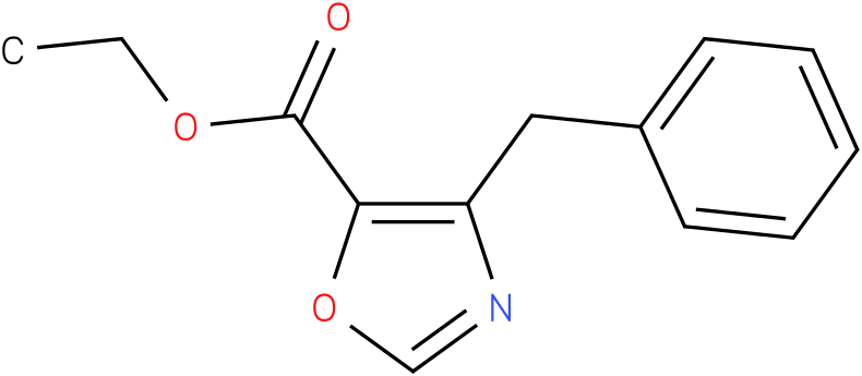 ethyl 4-benzyloxazole-5-carboxylate