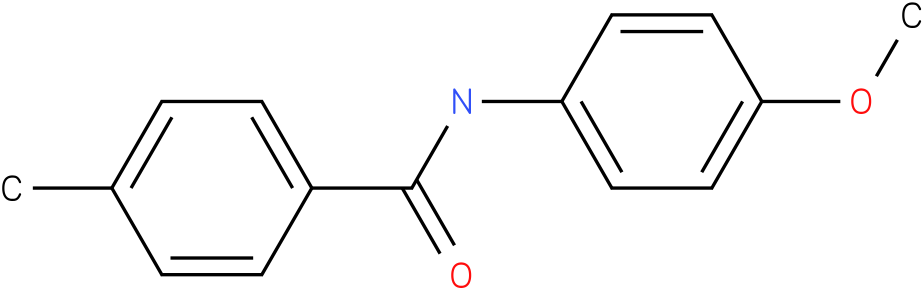 N-(4-Methoxy-phenyl)-4-methyl-benzamide