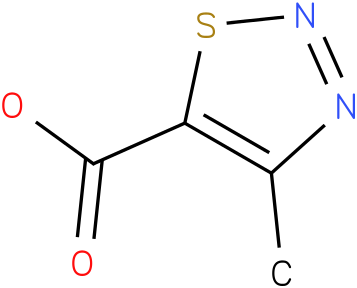 4-Methyl-1,2,3-thiadiazole-5-carboxylic acid