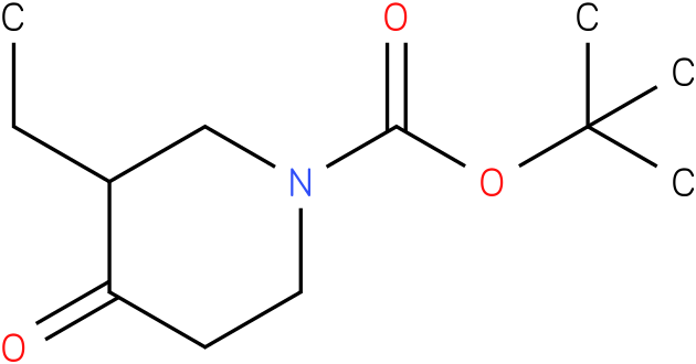 1-Boc-3-Ethyl-piperidin-4-one