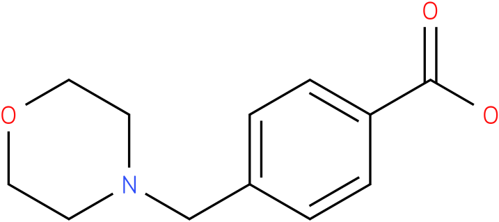 4-(morpholinomethyl)benzoic acid