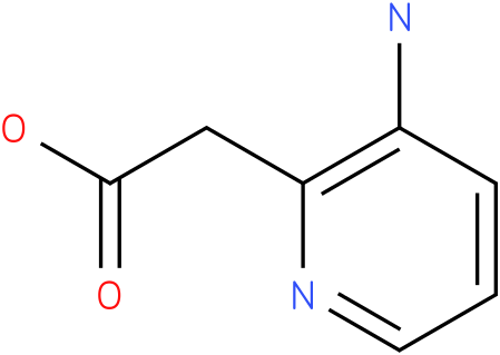 (3-Amino-pyridin-2-yl)-acetic acid