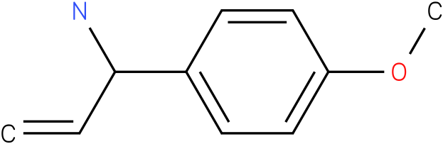 1-(4-methoxyphenyl)prop-2-en-1-amine
