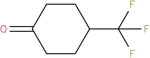 4-(trifluoromethyl)cyclohexan-1-one