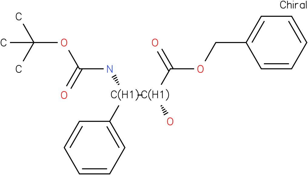 tert-butyl (1S,2R)-2-((benzyloxy)carbonyl)-2-hydroxy-1-phenylethylcarbamate