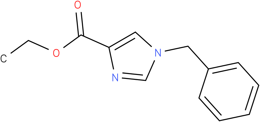 ethyl 1-benzyl-1H-imidazole-4-carboxylate