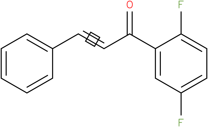 2-Propen-1-one,1-(2,5-difluorophenyl)-3-phenyl-,(2E)-