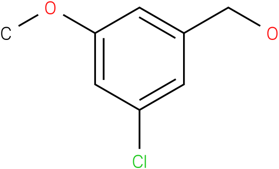 (3-chloro-5-methoxyphenyl)methanol