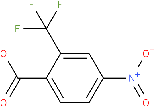4-NITRO-2-(TRIFLUOROMETHYL)BENZOIC ACID