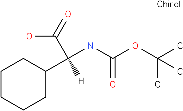 Boc-L-Cyclohexylglycine