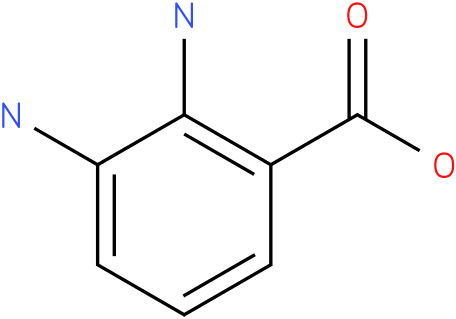 2,3-diaminobenzoic acid