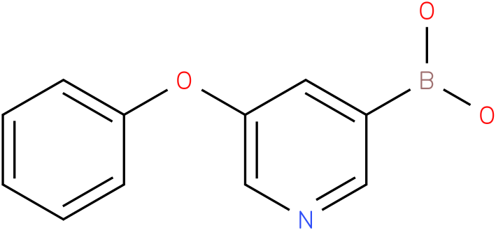 (5-Phenoxy-3-pyridinyl)boronic acid