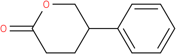 tetrahydro-5-phenylpyran-2-one