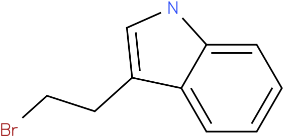3-(2-Bromoethyl)indole