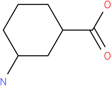 3-Aminocyclohexanecarboxylic Acid