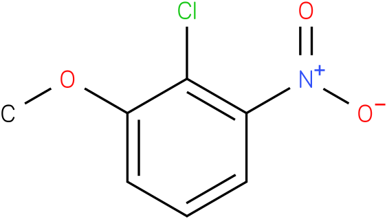 2-chloro-1-methoxy-3-nitrobenzene