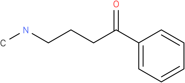4-(methylamino)-1-phenylbutan-1-one