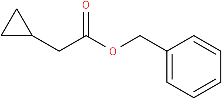 benzyl 2-cyclopropylacetate