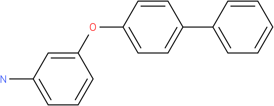3-(biphenyl-4-yloxy)-phenylamine
