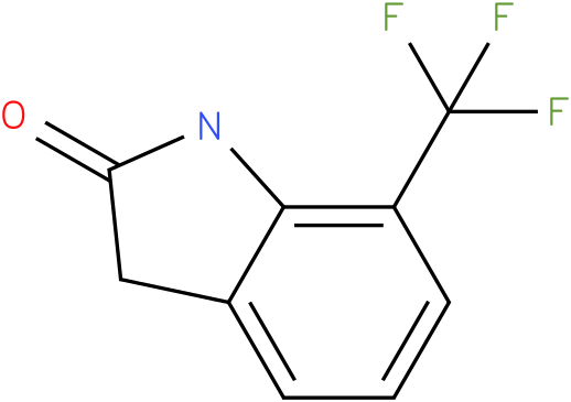 7-(trifluoromethyl)indolin-2-one