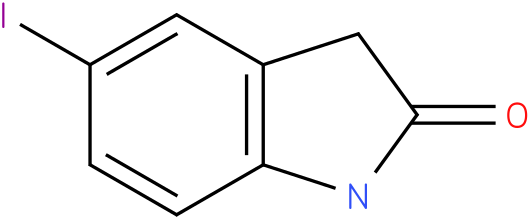 5-iodoindolin-2-one