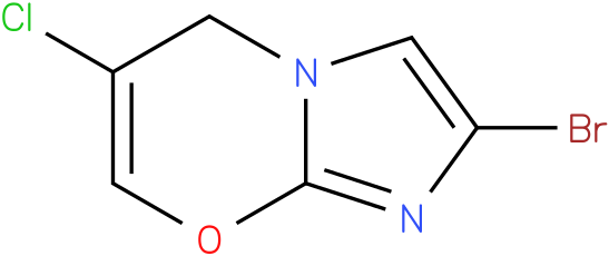 2-bromo-6-chloroH-imidazo[1,2-a]pyridine
