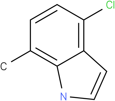 4-chloro-7-methyl-1H-indole