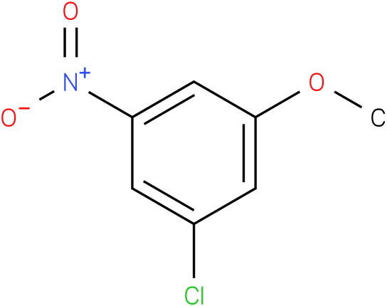 1-chloro-3-methoxy-5-nitrobenzene