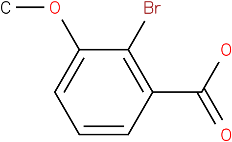 2-bromo-3-methoxybenzoic acid