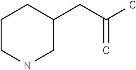 3-(2-methylallyl)piperidine