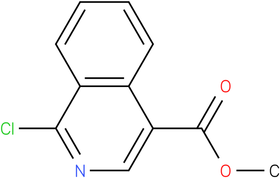 methyl 1-chloroisoquinoline-4-carboxylate